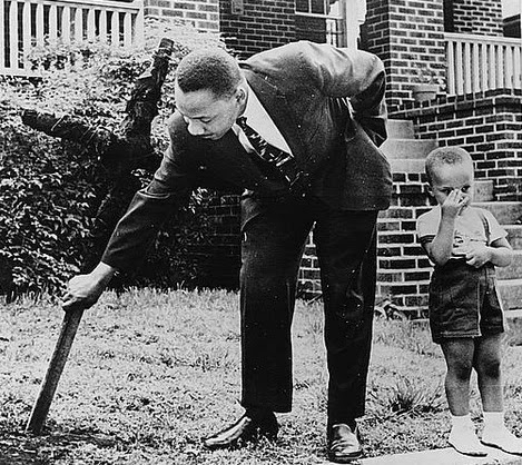 Ultimate Collection Of Rare Historical Photos. A Big Piece Of History (200 Pictures) - Martin Luther King Jr.