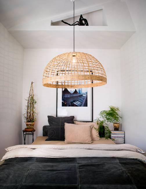 Boiserie c living small miniappartamento minispazio - Mini camere da letto ...