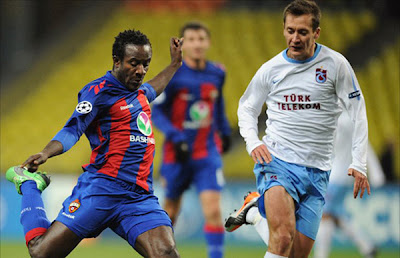 CSKA Moscow 3 - 0 Trabzonspor (1)