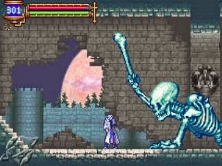 Castlevania: Aria of Sorrow rom descargar gratis
