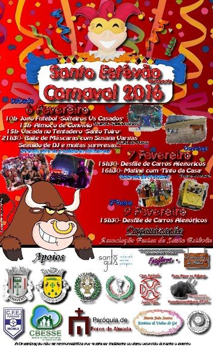 Santo Estêvão (Benavente)- Carnaval 2016