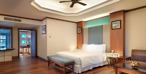 Review grand lexis 39 sky living 39 rates and prices for Garden pool villa grand lexis blog