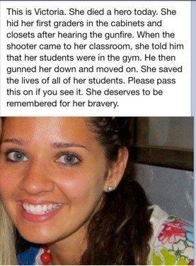 tuerie lycée américain