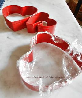 Dolci golosità: Torta bavarese alle fragole