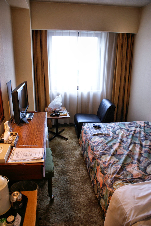 Yatsushiro Grand Hotel Room
