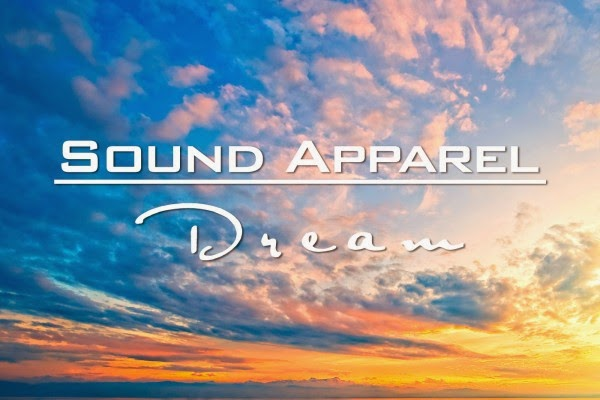 sound apparel - dream (cover art)