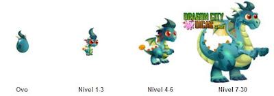 Dragão Minúsculo - Informações