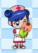 Уход за детишками - Онлайн игра для девочек