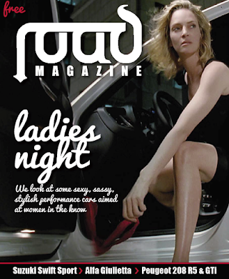 READ Road Magazine 100% FREE