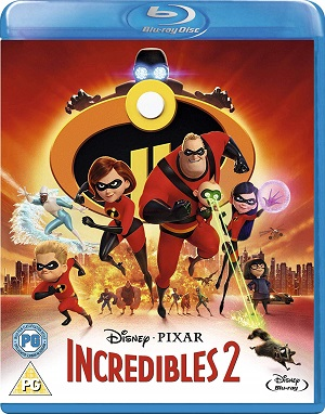 Incredibles 2 BRRip BluRay 720p 1080p