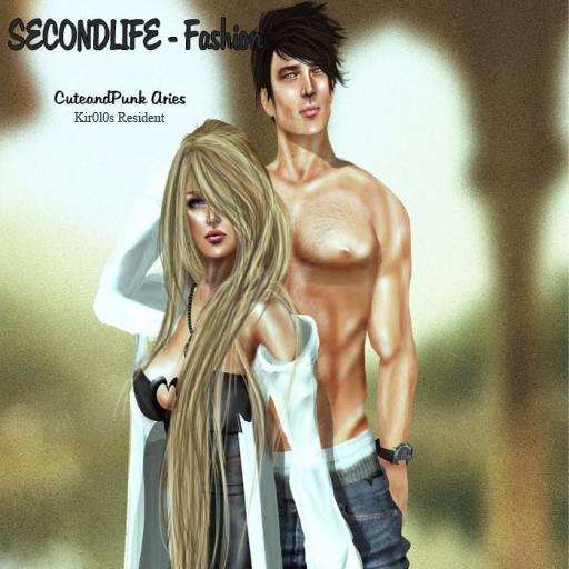 Second Life - Fashion