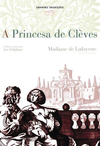 «A Princesa de Clèves» de Madame Lafayette