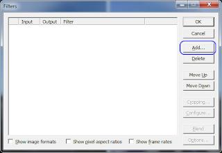 VirtualDub adicionar filtros em vídeos 1