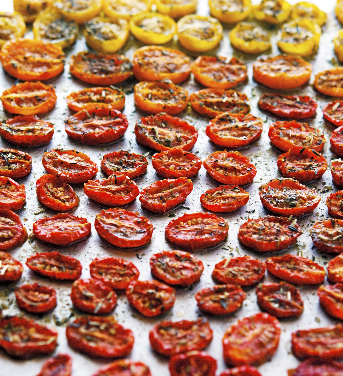 Provencal Slow-Roasted Tomatoes
