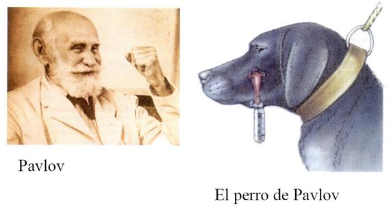 Pavlov y su perro