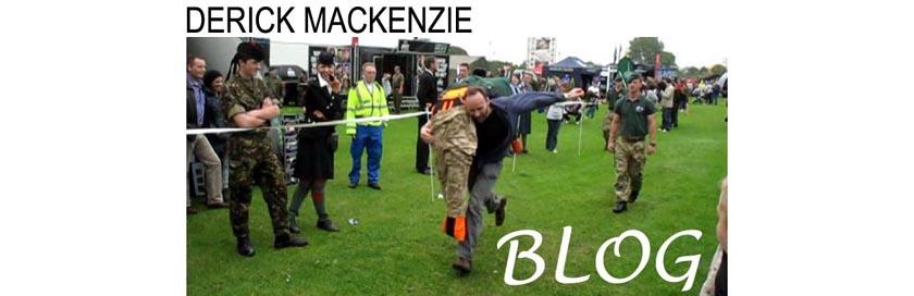 Derick Mackenzie's Blog