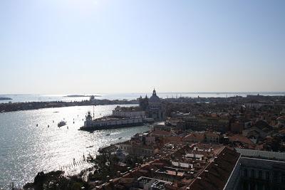 Венеция - с высоты птичьего полета