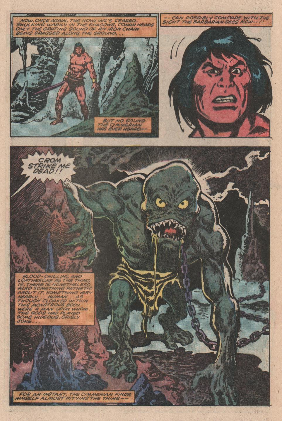 Conan the Barbarian (1970) Issue #156 #168 - English 10