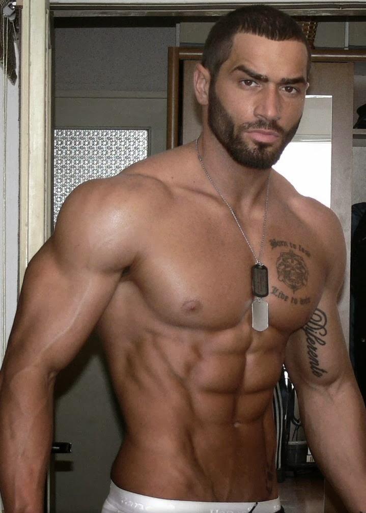 Male Fitness Model Workout Bodybuilding Com 2 | Male