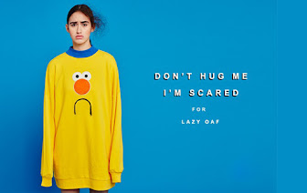 LAZY OAF x DON'T HUG ME I'M SCARED COLLECTION