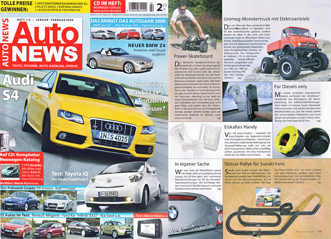 automotive cars news