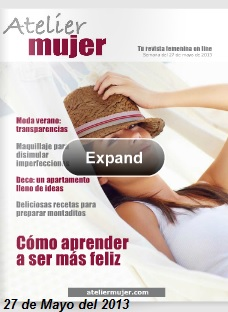 revista atelier mujer 27-5 2013
