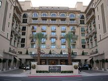 Scarpetta Beverly Hills Montage Hotel Dining Duo