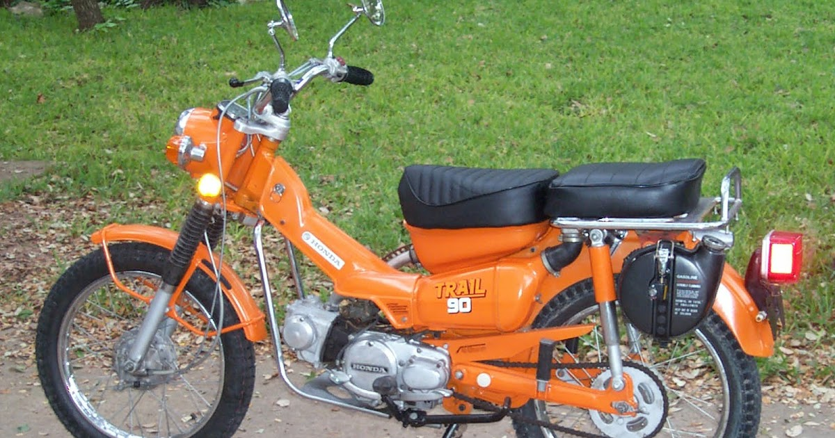 Honda Ct90 Motorcycle Wiring Diagram