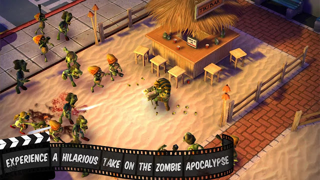 Zombiewood - Zombie in L.A! Unlimited Money
