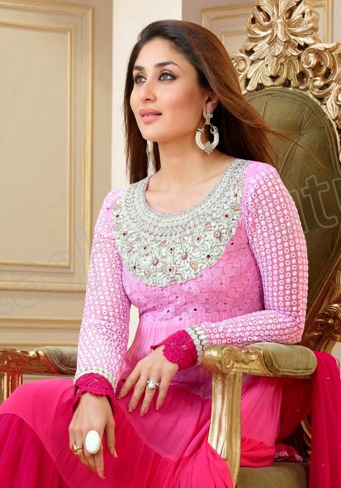 Kareena Kapoor Salwar Suits 2014-2015 | Natasha Couture Salwar Suits