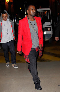 Kanye PFW...