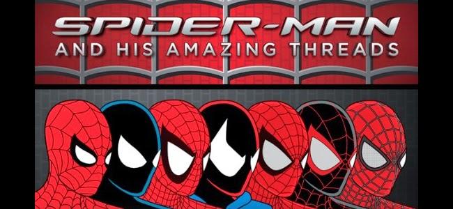 Veja a evolução dos uniformes do Homem Aranha