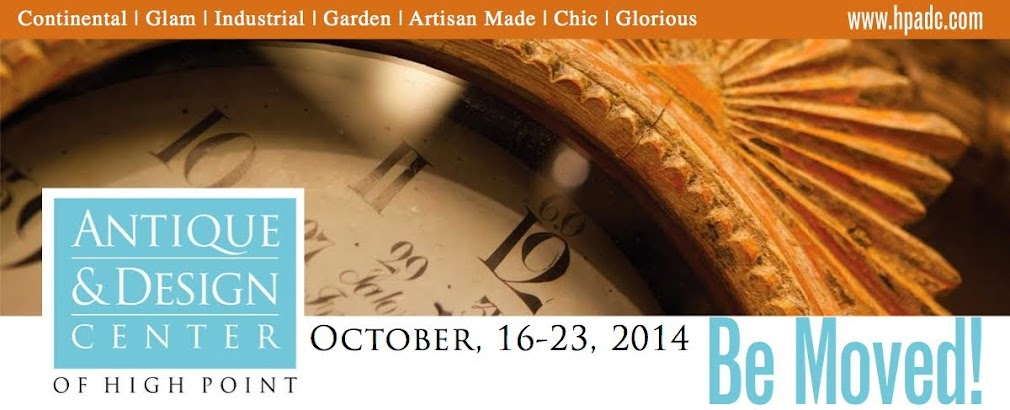 Antique & Design Center of High Point October 16-23, 2014