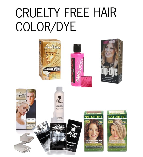 CRUELTY FREE HAIR COLOR /DYE BRANDS