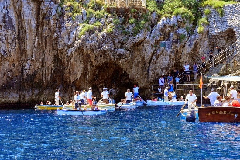 Pulau Terindah di Dunia, Capri, Italia