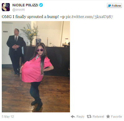 Snooki-Tweets-About-Growing-Baby-Bump