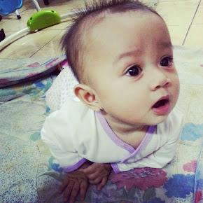 Dhia Batrisyia - 6 month