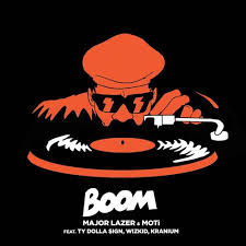 "Major Lazer & MOTi - ""Boom"""