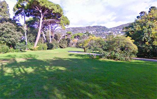 Genova dormire vicino a dormire vicino parchi for Parchi di nervi
