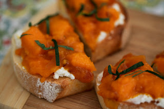 ABC Kitchen's Roasted Kabocha Toast