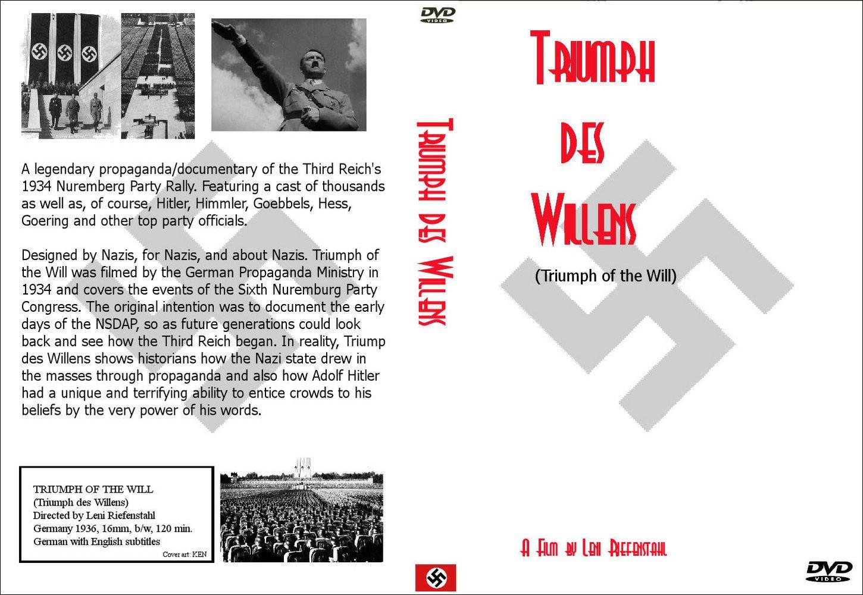 Triumph des Willens (Triumph of the Will), Dokumenter Masterpiece Leni