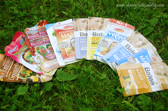 Face masks for problem skin, Facemasks for acne prone skin