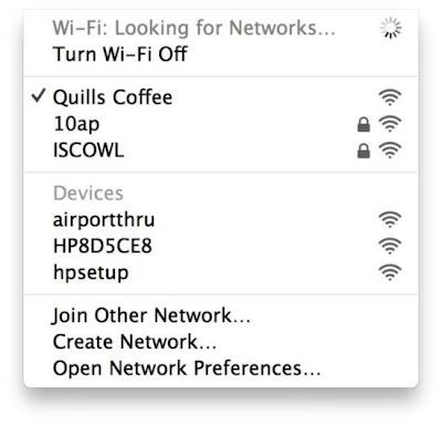 OS X Wi-Fi Update