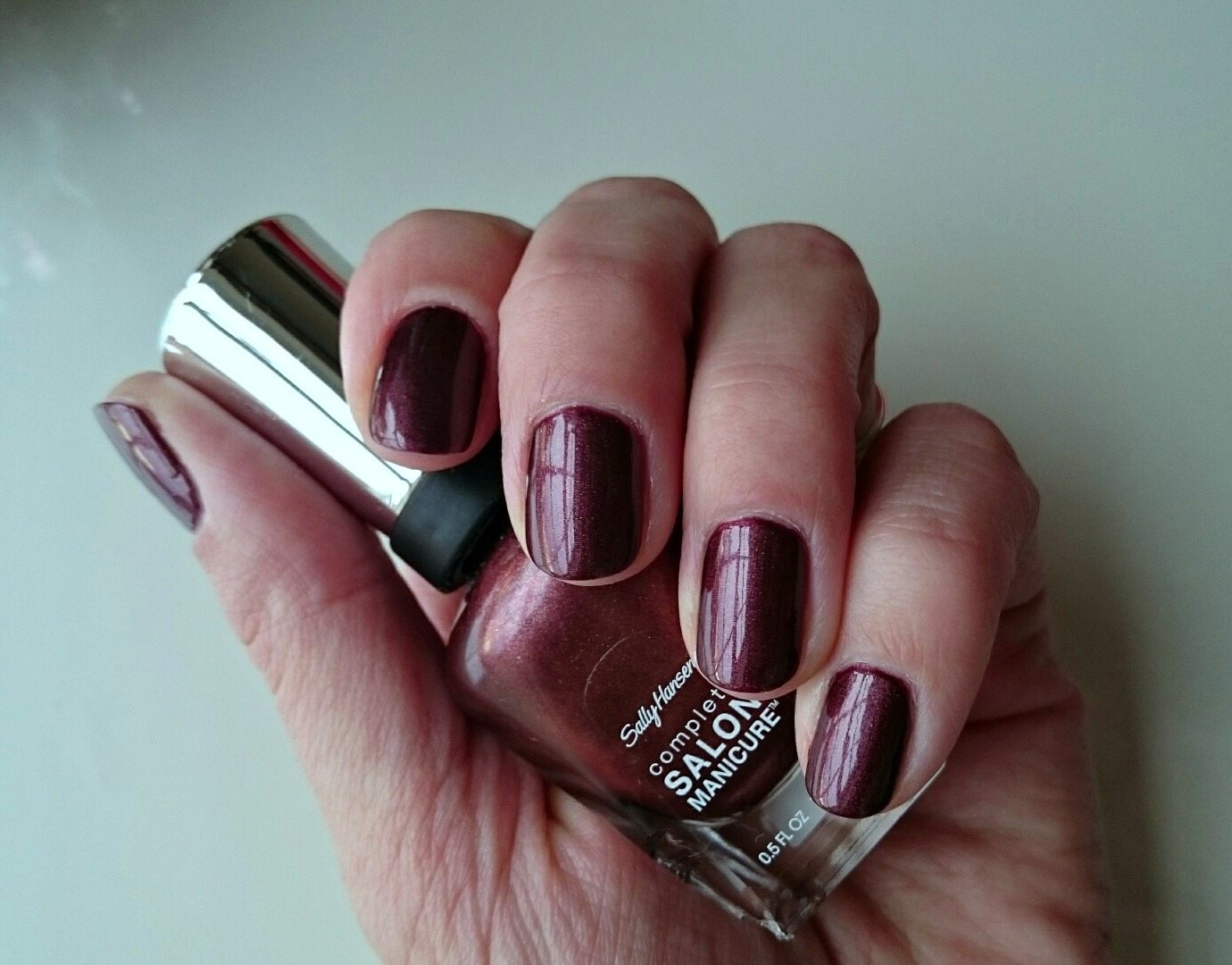 Sally hansen Haute Chocolate