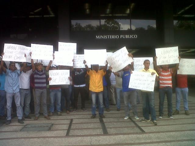 Voceros de Apure denuncian hechos de corrupción en Fiscalia General en Caracas