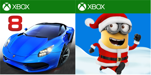 Christmas gift for Windows Phone from Gameloft - Windows Hive