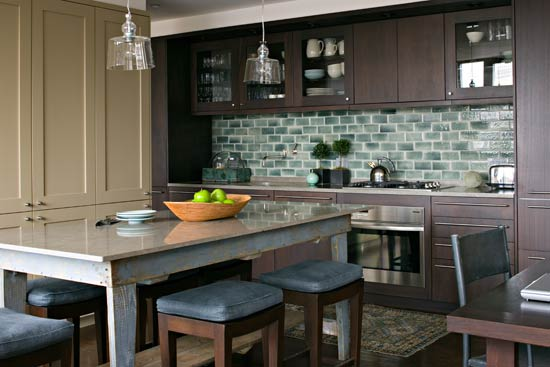 New Home Interior Design Beautiful Kitchen Backsplashes