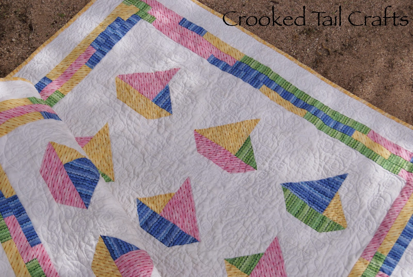 Crooked Tail Crafts: Sailboats in the Festival