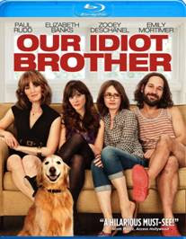 COMPLETED : Enter the SpoilerTV Our Idiot Brother Giveaway