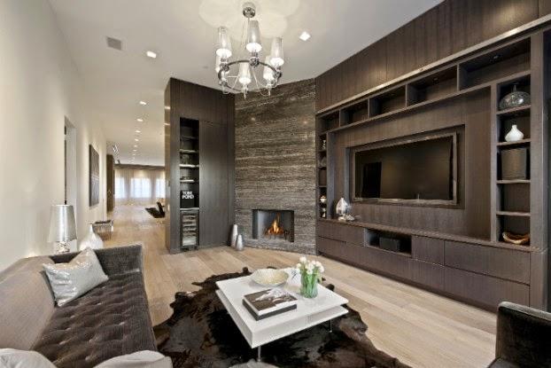 3 اثاث غرف معيشة وديكورات حوائط غرف جلوس